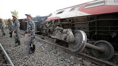 مصر.. حبس 23 متهما بحادث قطار طوخ