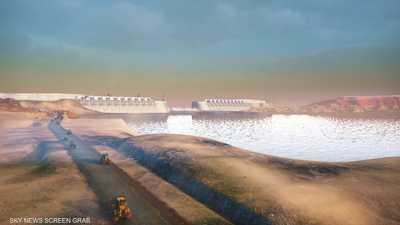 الخطوات التي حققتها إثيوبيا على طريق بناء سد النهضة