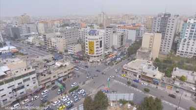 شارع عمر المختار في غزة.. مجلّد للتاريخ والذكريات