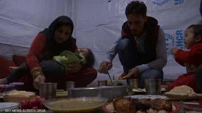 معاناة متكررة للّاجئين السوريين في لبنان خلال رمضان