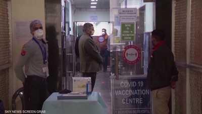أزمة صحية تجتاح الهند وعدد إصابات متزايد بفيروس كورونا