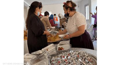 جمعية خيرية تقدم 300 وجبة إفطار يوميا للمحتاجين بطنجة