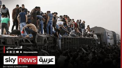 وزير النقل المصري: لا مكان لأي مهمل في هيئة سكك الحديد