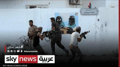 اللجنة الرباعية بشأن ليبيا تطالب بانسحاب القوات الأجنبية