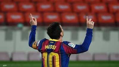 في ليلة ميسي.. برشلونة يدمر دفاع خيتافي بخماسية