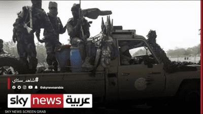 الجيش التشادي يعلن صد هجوم للمتمردين في شمال البلاد