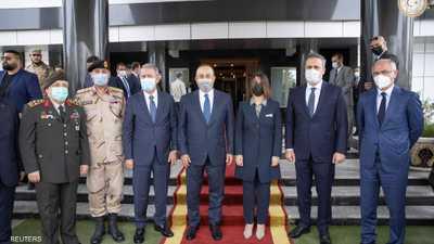 وزيرة خارجية ليبيا للوفد التركي: اسحبوا المرتزقة