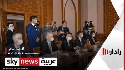 المحادثات المصرية التركية تركز على تطبيع العلاقات