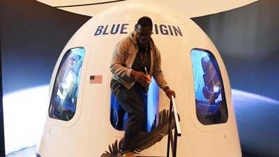 بلو أوريجين تطلق رحلاتها للفضاء والتذكرة بـ200 ألف دولار