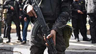 الشرطة المصرية تنتشر لمنع تداعيات الحادثة من التفاقم