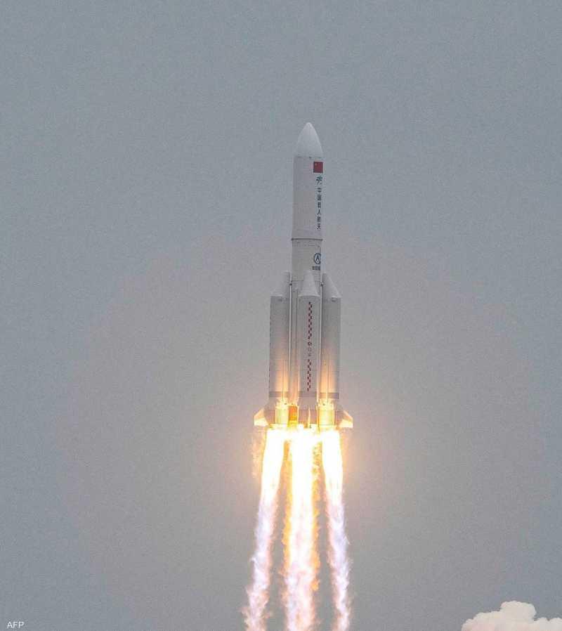 الصاروخ الصيني لونغ مارش بي تو