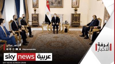 المبعوث الأميركي لإفريقيا يبدأ من القاهرة جولة ووساطة