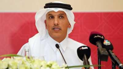 """بعد ساعات من """"الفضيحة"""".. إعفاء وزير المالية القطري من منصبه"""