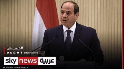 السيسي يؤكد لمبعوث واشنطن أن مياه مصر لن تمس