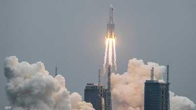 """بعد السودان.. وجهة جديدة """"محتملة"""" للصاروخ الصيني الطائش"""