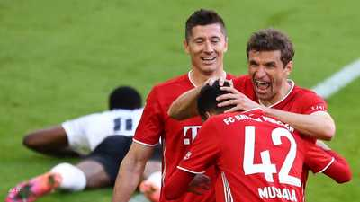 بدون مباراة.. بايرن ميونيخ بطلا للدوري الألماني رسميا