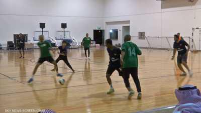 60 لاعبا من أصحاب الهمم في الرياض يشاركون ضمن دورة رمضانية