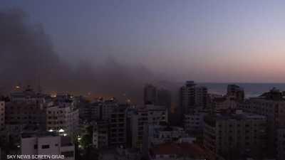 إسرائيل تكثف غاراتها على قطاع غزة