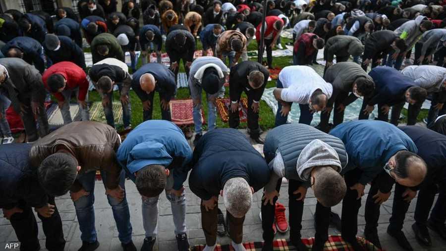 صلاة العيد في إيران