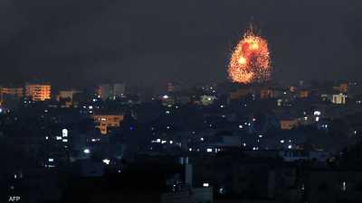 القوات الإسرائيلية تنفي التوغل بريًا في قطاع غزة