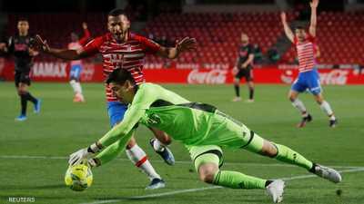 """كورتوا: هذا ما يحتاجه ريال مدريد """"الآن"""" لحصد اللقب"""
