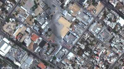 """اعتراض """"مسيرة"""" من غزة.. وارتفاع أعداد ضحايا القصف الإسرائيلي"""