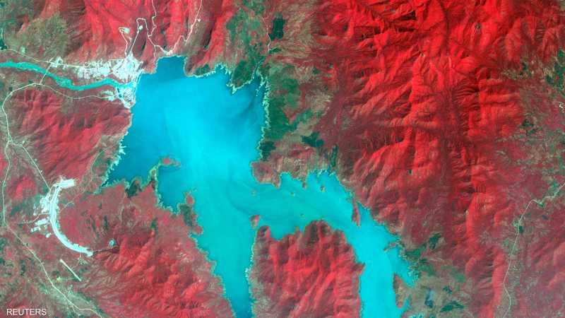أقامت إثيوبيا سدها على نهر النيل الأزرق
