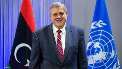 """""""يسبق بخطوة"""".. هدف رئيسي لجولات المبعوث الأممي إلى ليبيا"""