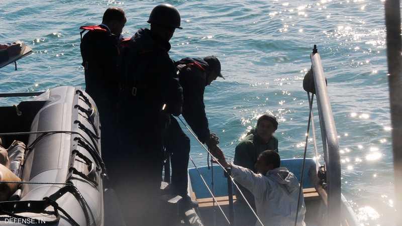 تونس تعمل على مساعدة المهاجرين العالقين في المتوسط