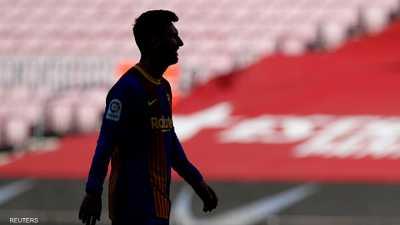 مستقبل ميسي مع برشلونة غامض حتى الآن