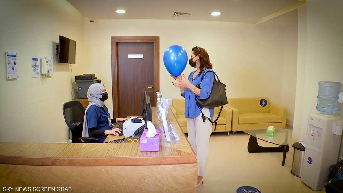 تحدي البالون الأزرق.. خطوة للتوعية بمرض السكري