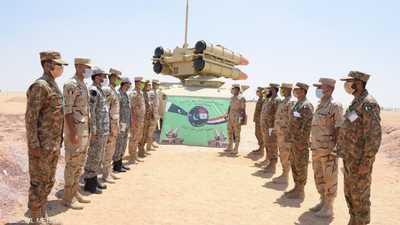 """""""حماة السماء"""".. انطلاق تدريب مصري باكستاني للدفاع الجوي"""