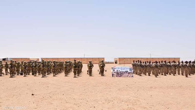 شهر مايو كان حافلا للقوات المسلحة المصرية