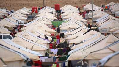 """""""المخيم الكارثة"""".. العراق ينهي أول فصول الهول السوري"""