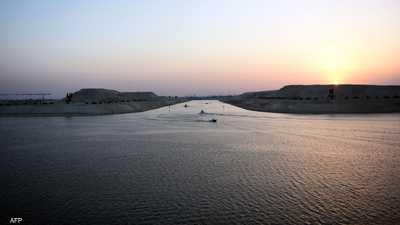 قناة السويس تعلن ارتفاع إيراداتها