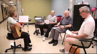 دراسة: للموسيقى أثر إيجابي على ذاكرة مرضى الخرف