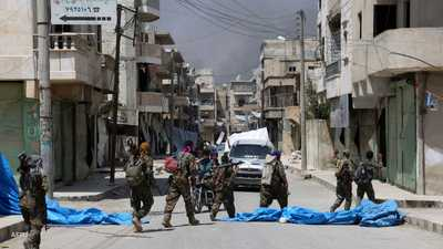 8 قتلى في احتجاجات في منبج شمالي سوريا