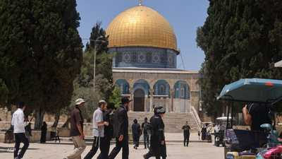 """إسرائيل تسمح بـ""""مسيرة الأعلام"""" في القدس.. بشروط"""