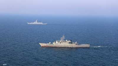 """البنتاغون: السفينتان الإيرانيتان في الأطلسي """"خطوة استفزازية"""""""