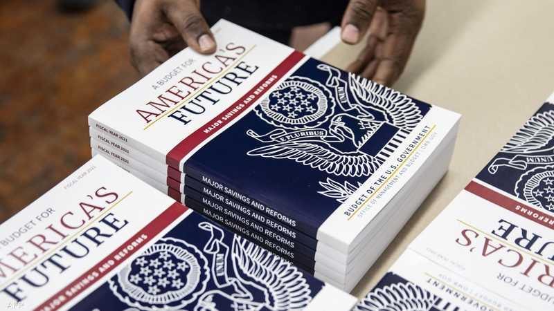 أرشيفية لتقرير الموازنة الأميركية لعام 2021