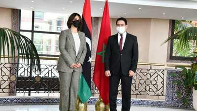 """""""ليست لنا أجندة"""".. بوريطة يؤكد دعم المغرب غير المحدود لليبيا"""