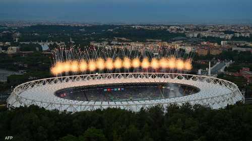 من حفل افتتاح بطولة أوروبا 2020 لكرة القدم