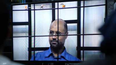 محامي سيف القذافي يكشف حقيقه ترشح موكله للرئاسة