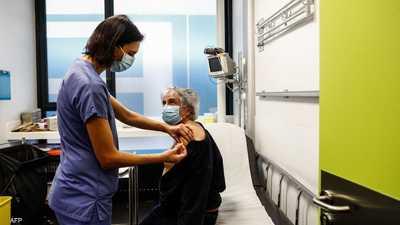 فرنسا تتخطى عتبة جديدة في التطعيمات.