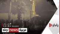 اشتباكات بين الأمن ومتظاهرين وسط العاصمة التونسية