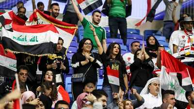 """بطعم التسعينيات.. مواجهة كروية """"مشتعلة"""" بين العراق وإيران"""