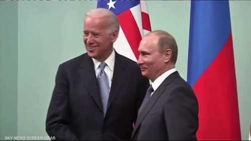 موسكو.. قمة مرتقبة تجمع الرئيسين الأميركي والروسي في جنيف