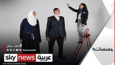 عمالقة مصر.. شقيقان يحطمان 5 أرقام في موسوعة غينيس