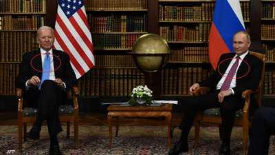 """قمة بايدن بوتن.. ربطة العنق تحكي """"شخصية رئيس"""""""