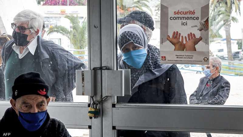 تونس تشهد وضعا وبائيا صعبا